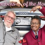 Arizona Chapter February Members of the Month