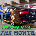 Audi Club of Arizona is proud to announce April Member of the Month Rick Pennell
