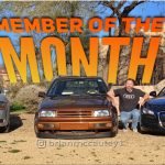 Audi Club AZ is proud to annouce Brian McCauley as Member of the Month for May 2020