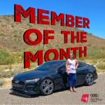 Audi Club Arizona Member of the Month: Sara Osborne
