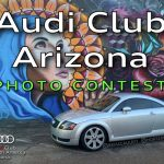 Audi Club Arizona Photo Contest 2020