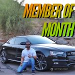 October Member of the Month