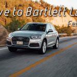 Drive to Bartlett Lake