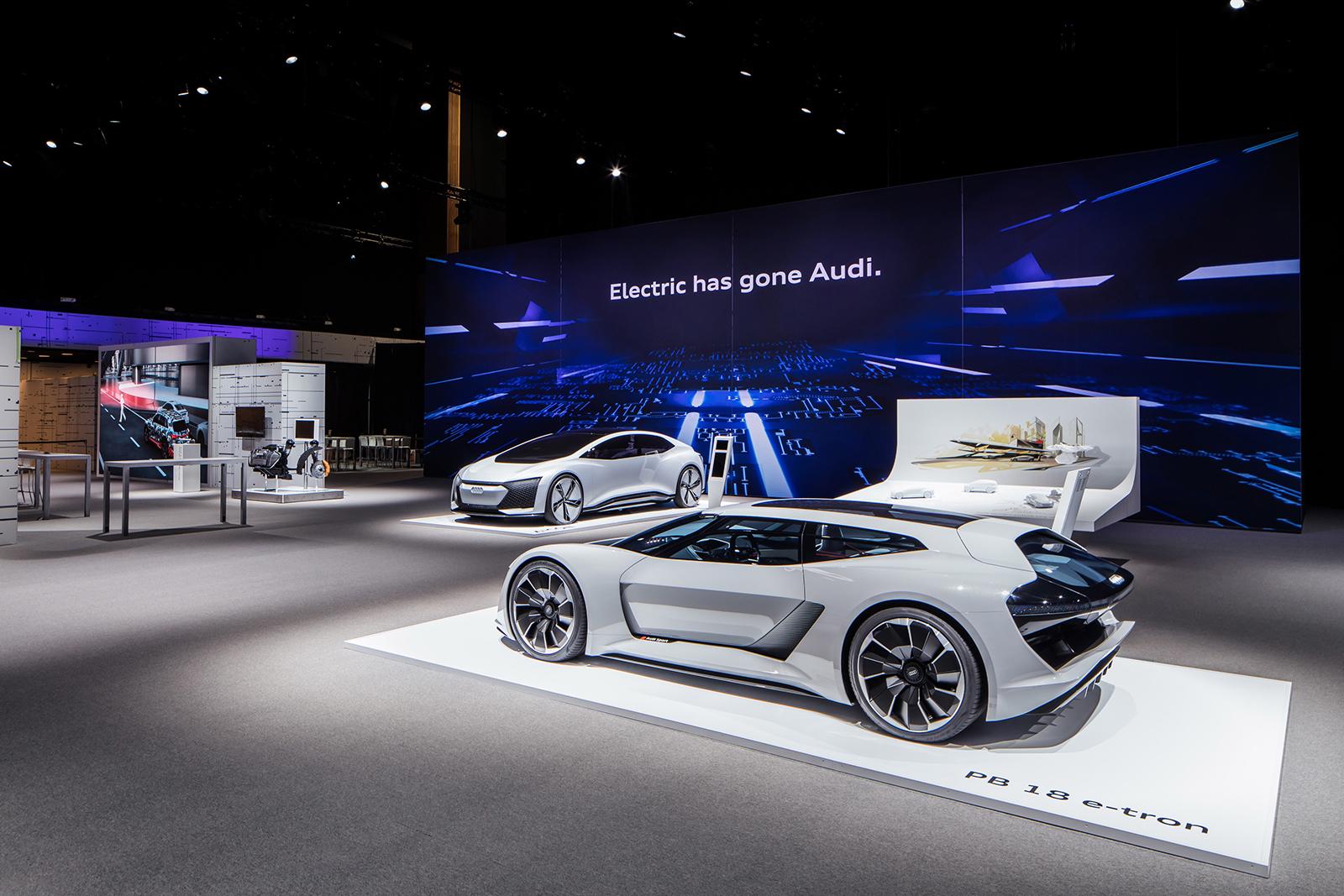 Audi San Francisco >> Pop Up Tech Park Launches Audi E Tron E Tron Connect