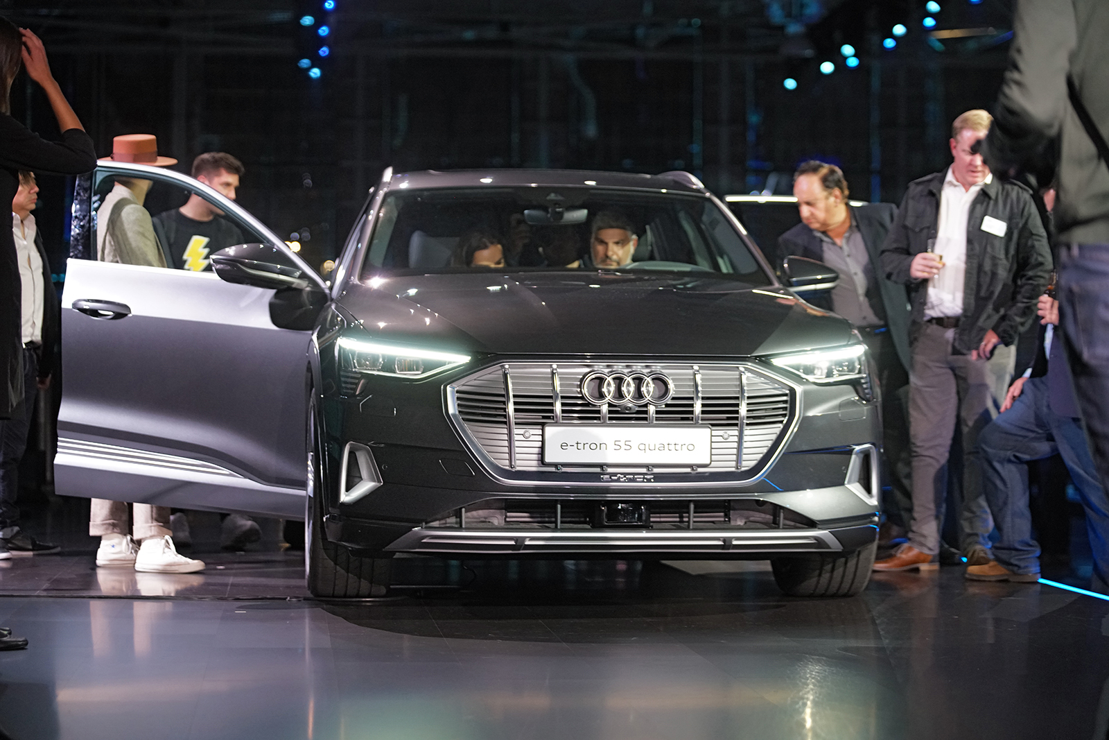 Audi E Tron Edition One Details Including Being Sold Out