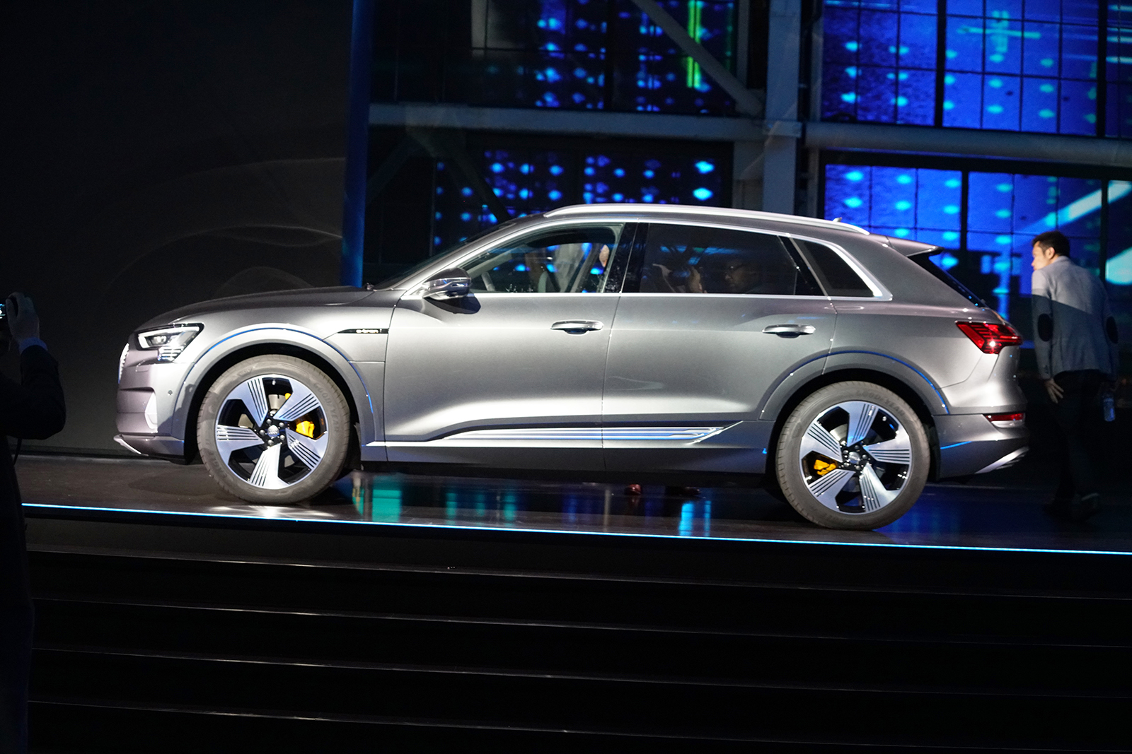 Audi E Tron Edition One Details Including Being Sold Out E Tron