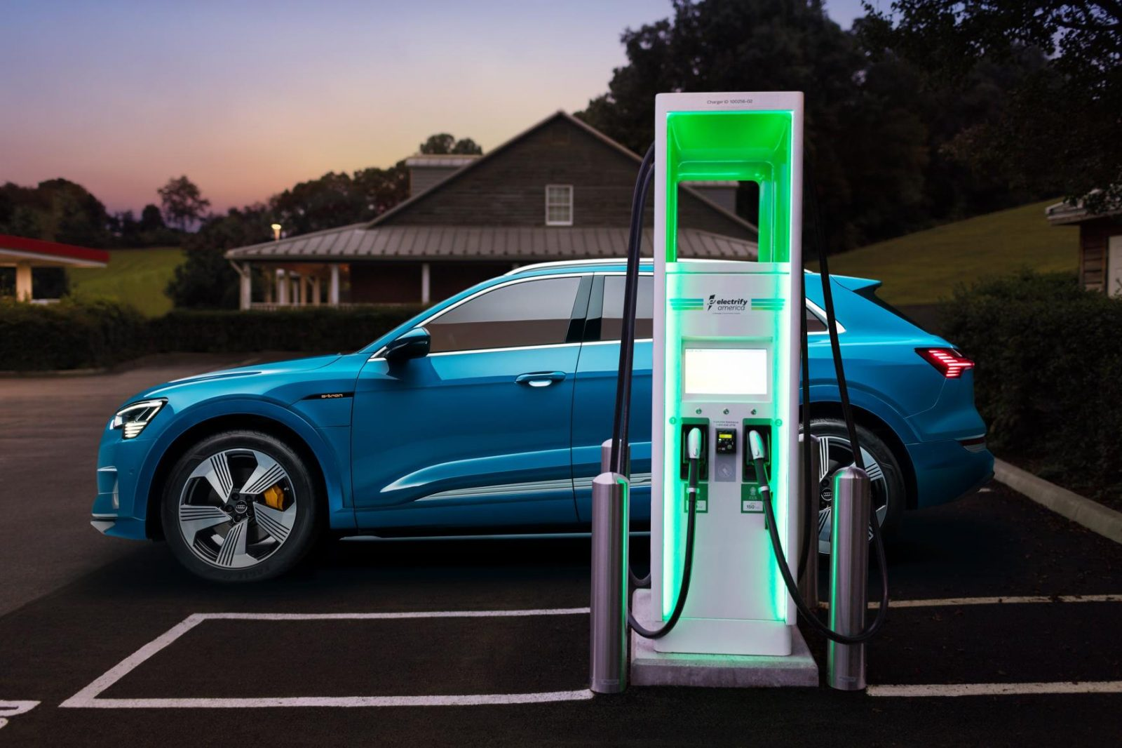 Electrify America To Install Ohio Turnpike S First Electric Vehicle Charging Stations