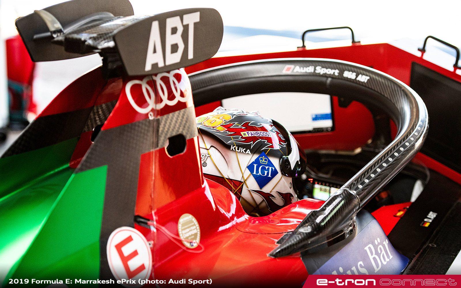 Formula E: Audi Factory Team Sets Sights on Podium in Santiago - e