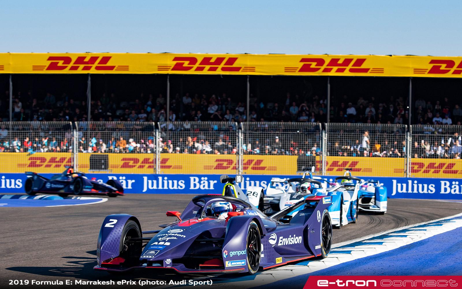 2019-fia-formula-e-marrakesh-audi-sport-509 - e-tron connect