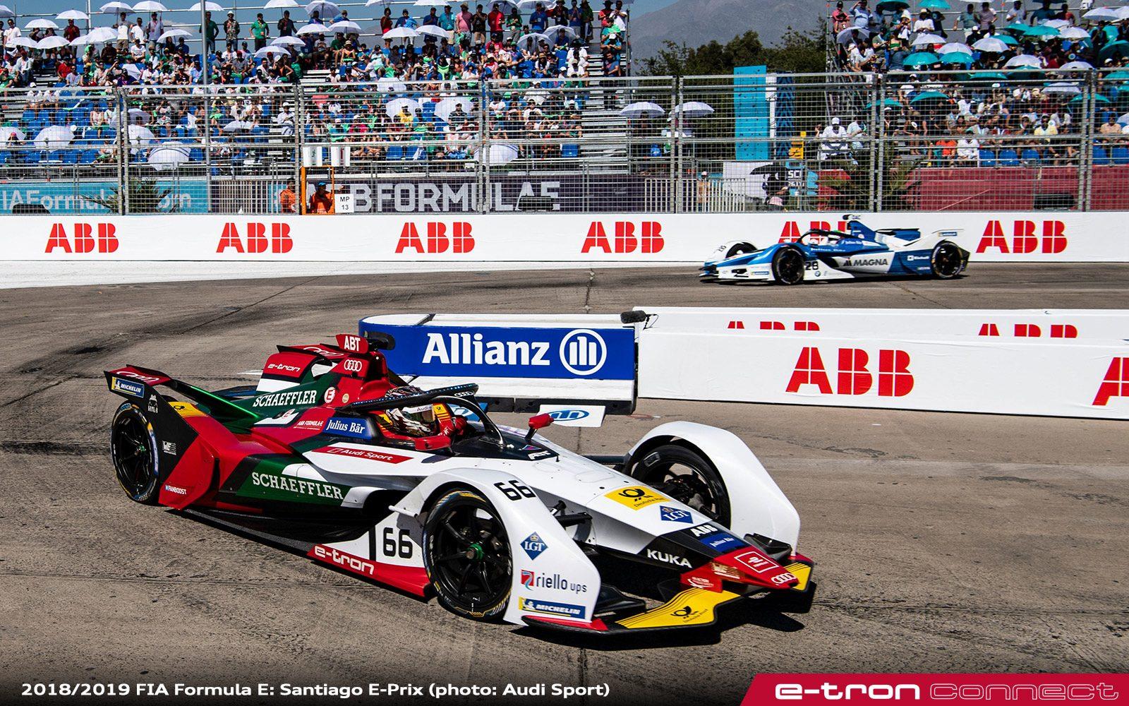 2019 Formula E Santiago 515