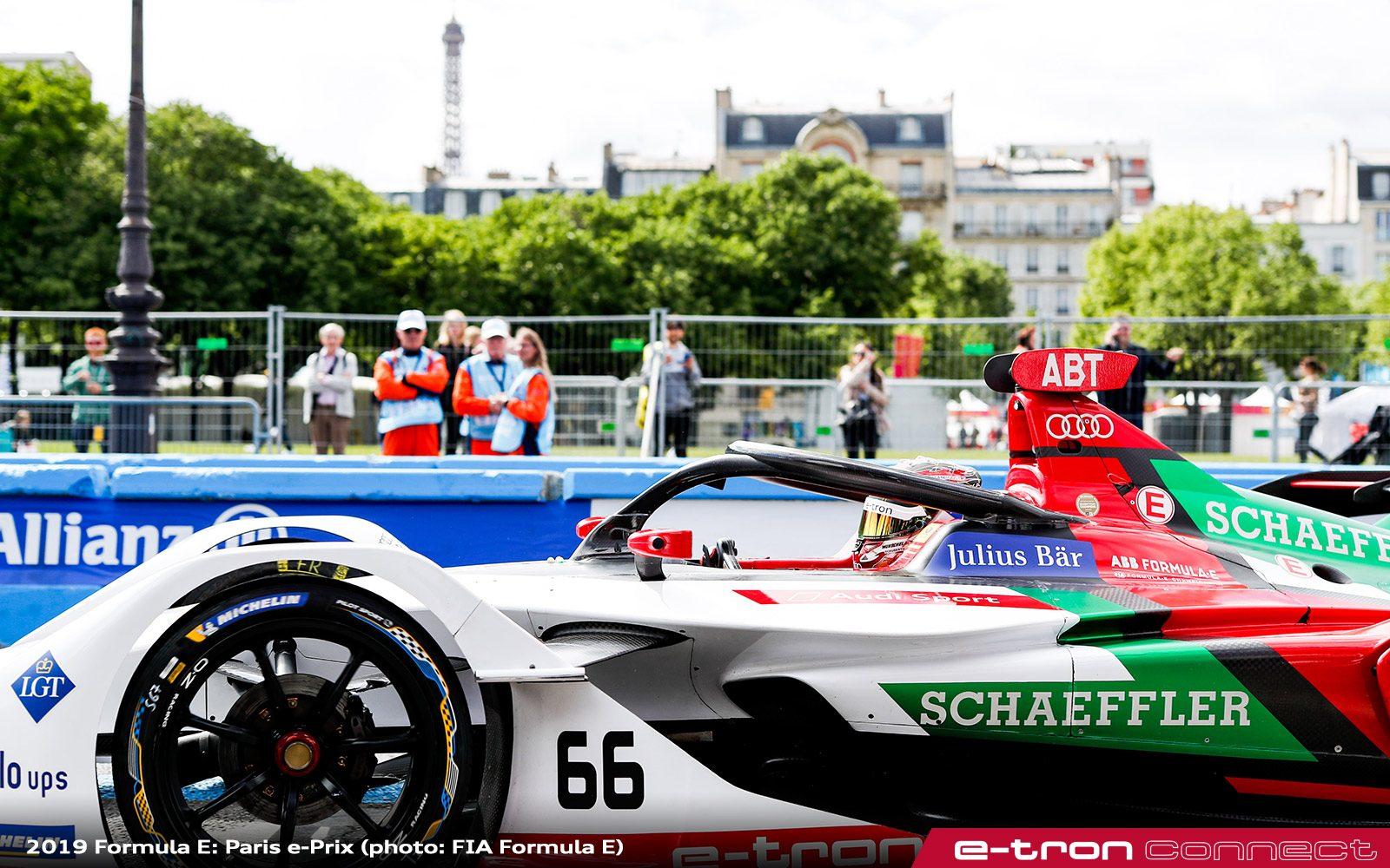London and Seoul Star as New Additions on FIA Formula E