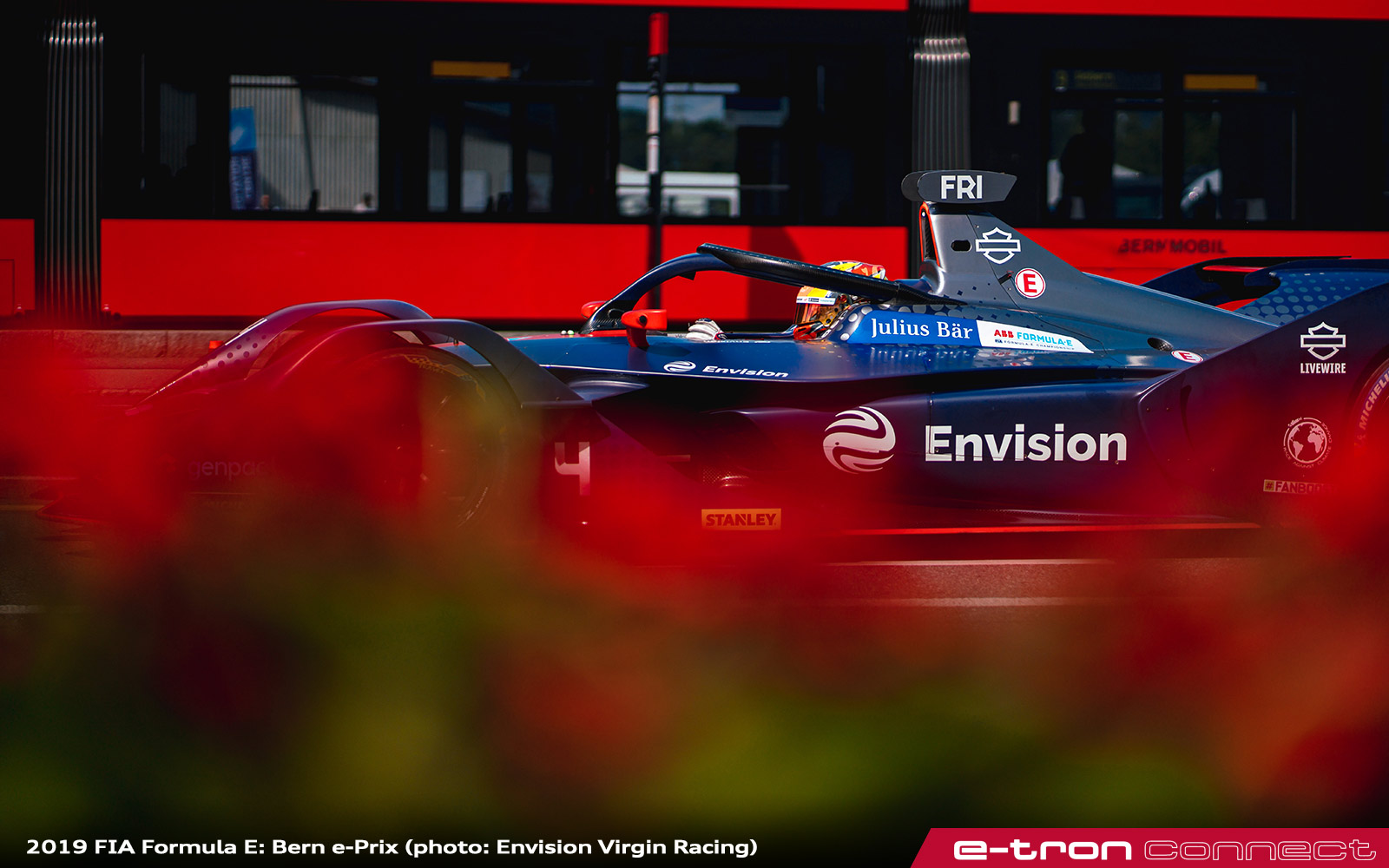 Tale of Two Halves for Envision Virgin Racing in Bern - e