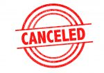 October 3rd Thursday - CANCELED