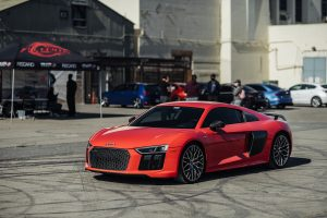 Nothing comes close to the R8 V10