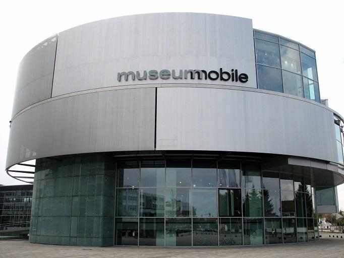 Audi Museum Mobile Ingolstadt