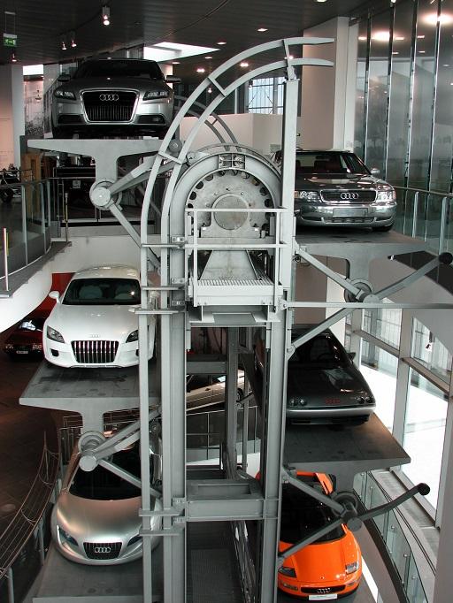 Audi Museum Mobile Ingostadt