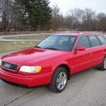 97 Audi A6 quattro wagon