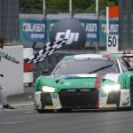 Audi Sport Team Land Win Nürburgring 24