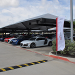 Audi Grapevine hosts Club Car Show