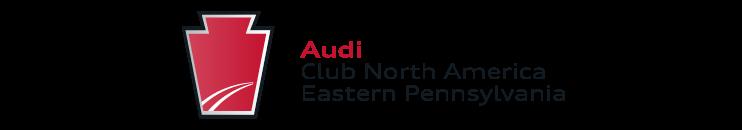 Eastern Pennsylvania Chapter – Audi Club of North America