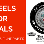 31st Annual Wheels for Meals Car Show Sponsored by Ed Carroll Motor Company