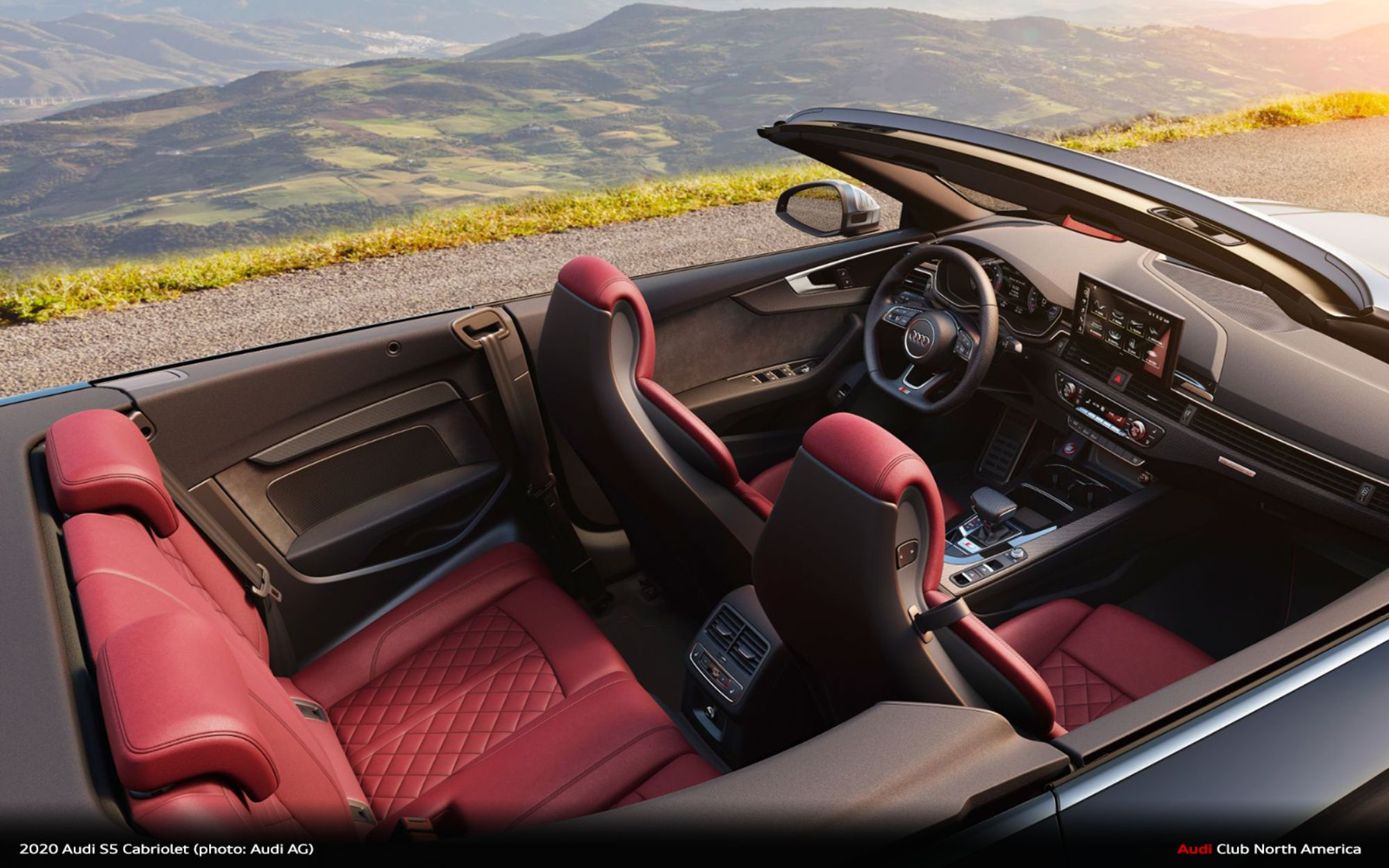 2020 Audi S5 Cabriolet 17 Audi Club North America
